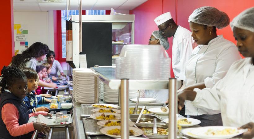 Restauration collective sur place liaison chaude convivio for Chef de cuisine collective