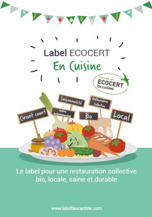 Label ECOCERT en cuisine niveau 1
