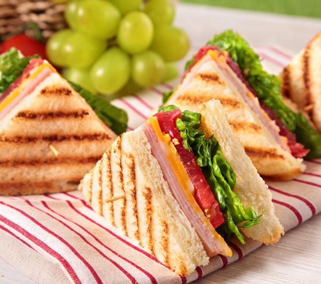 L'indispensable du pique-nique : le sandwich !