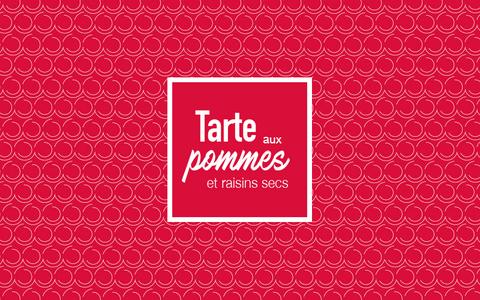 tarte-alsacienne-recette-pommes-raisins-secs
