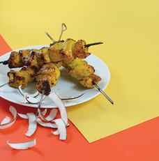 recette-brochette-poulet-curry