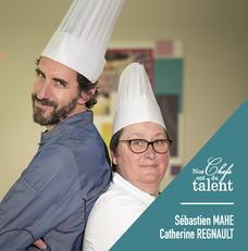 Concours culinaire Sebastien Mahe - Catherine Regnault