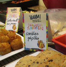 Pâtisseries faites avec Tadaam !