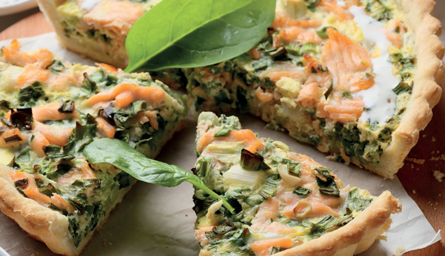 tarte-au-saumon-et-epinards
