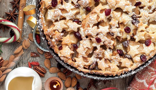 tarte-aux-pommes-et-raisins-secs