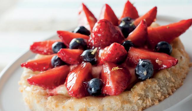 tartelette-biscuitee-fraises